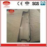 Hojas de aluminio aplicadas con brocha de los paneles de revestimiento del metal (Jh144)