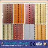 MDF Wall Board Perforated Acoustic Sound - Panel de absorção