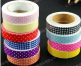 Напечатанная лента шнурка украшения ткани