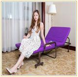 Кровать экстренной кровати гостиницы складывая/прямая связь с розничной торговлей фабрики Rollaway кровати