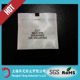 Étiquette du fabriquant bonne Yle005 de papier d'imprimerie de modèle pour le vêtement