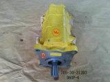 Peças sobresselentes da maquinaria de construção, bomba de engrenagem (705-30-31203)