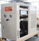 Refrigerador industrial del rodillo para el empaquetado de leche
