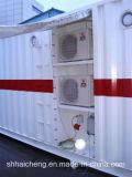 Geprefabriceerde Opvouwbare Container die Container vouwen
