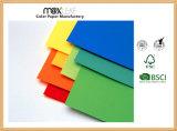 papel de copia colorido del color 150GSM de la oficina profunda del papel