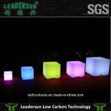 Cube d'intérieur en lumière DEL de meubles de décoration d'éclairage (Ldx-C04)
