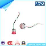 Solides solubles 316L personnalisent le prix de Senosr-Factroy de pression d'huile de silicium