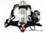Appareil respiratoire de lutte contre l'incendie de la région 6.8L de la commande de tir Kl99