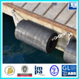 Port Dock Offshore Cylindrical caucho Fender