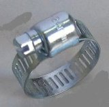 American-Type Stainless Steel Hose Clamp (8mmおよび12.7mm)