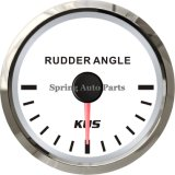 "2 "" 52mm Rudder Angle Gauge Indicator mit Mating Sensor mit Backlight"