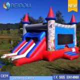 Bouncer congelato gonfiabile popolare della principessa Jumping Bouncy Castle Inflatable