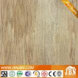 Azulejo de suelo de madera esmaltado inyección de tinta del material de construcción (JH69853D)