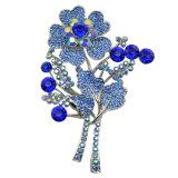 VAGULAカラー絵画花のブローチの新式のブローチの女性ブローチVAG63020