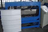 Metal horizontal de friso da máquina que faz a maquinaria