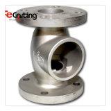 Cire/moulage de précision détruits par coutume pour des pièces en métal de soupape/pompe
