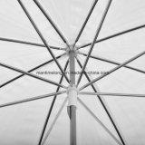 """"""" ombrello molle istantaneo dello studio chiaro traslucido della foto di pollice 33 video"""
