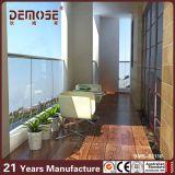 Traliewerk het van uitstekende kwaliteit van het Dek van het Glas Frameless (dms-B21567)