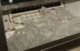 Pequenas máquinas de fazer gelo Máquinas de gelo de cubo comercial