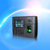 Multi-Media Fingerabdruck-Zeit-Anwesenheits-Zugriffssteuerung/Kamera /3G GPRS (TFT900)