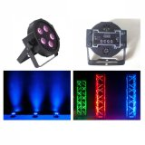 Luz 7PCS 10W RGBW 4in1 ultra Brights (ICON-A032-7*10W) de la IGUALDAD del LED