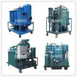 Système de purification de pétrole de turbine de vide