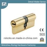 cilindro de bronze do fechamento da alta qualidade de 70mm do fechamento de porta Rxc22