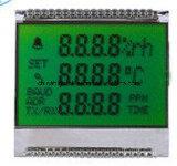 Stn Transflective LCD Bildschirmanzeige-Digital-Segment LCD-Bildschirmanzeige