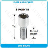Rad Lug Bolts für Car Wheel (17/19 HEX)