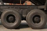8X4 camion à benne basculante lourd d'exploitation de tombereau de sable de 40 tonnes