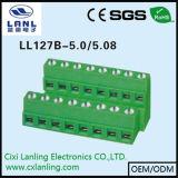 Блок винта PCB Ll127-5.0 терминальный
