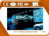 Abt goß InnenP3.91 /P4.81SMD LED Videodarstellung-Panel, 500*500mm Aluminiumschrank druck