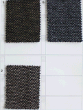 Novo tecido de poliéster para casaco (flor octogonal)