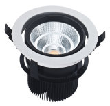 7W luz de techo de la MAZORCA LED Downlight LED