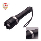 Electric de aluminio Police Equipment con Flashlight (TW-8810)
