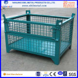 ISO/квалифицированная Ce Stackable коробка стального провода с дешевым ценой