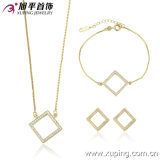 중국 Wholesale Xuping Hot Sale 14k Gold Plated Luxury Jewelry Set
