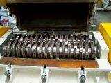 Aussondern/doppelter Welle-Reißwolf/PlastikShredder/HDPE Rohr-Reißwolf-/Plastic-Rohr-Zerkleinerungsmaschine-/Rohr-Zerkleinerungsmaschine der Zerkleinerungsmaschine-Machine/PVC/Haustier-Flaschen-Zerkleinerungsmaschine/Reißwolf