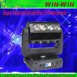 indicatore luminoso fantasma capo mobile di rotolamento di 16PCS 25W RGBA LED
