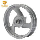 cubo da parte traseira da roda da motocicleta, roda da motocicleta de 10 polegadas, rodas da liga para motocicletas, bordas da roda