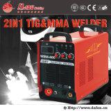 Schweißgerät des Wsm-400 380V IGBT Inverter Gleichstrom-TIG Schweißer-MMA