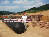 0.9mm*12m Culvert Construction Rubber Balloons Made in China