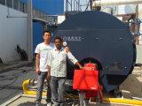 Caldaia a vapore impaccata combustibile del gas/Diesel/Dual