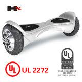 Vespa de equilibrio de la rueda de la venta al por mayor dos de la fábrica, 8 equilibrio elegante de la rueda de Hoverboard 2 de la pulgada con la UL
