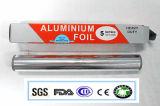 papier d'aluminium d'épaisseur uniforme du trempe 8011-O et de ménage exempt d'huile