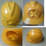 Tipos de Notícias V protecção laboral Construção Civil Mining Capacete de Segurança Industrial, de alta densidade industrial de polipropileno Shell de segurança