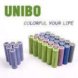 Batería recargable del Li-Polímero LiFePO4 del litio (18650 2600mAh)