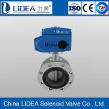 La Cina Electric Butterfly Valve per Automatic Control per Fluid Control