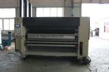 Automatische gewölbte Farben-Drucken-Maschine der Karton Flexo Tinten-vier mit Slotter Die-Cutter