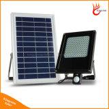 Projectores solares solares da luz de inundação do diodo emissor de luz